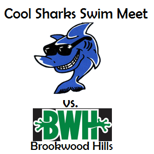 Home Swim Meet vs. Brookwood Hills